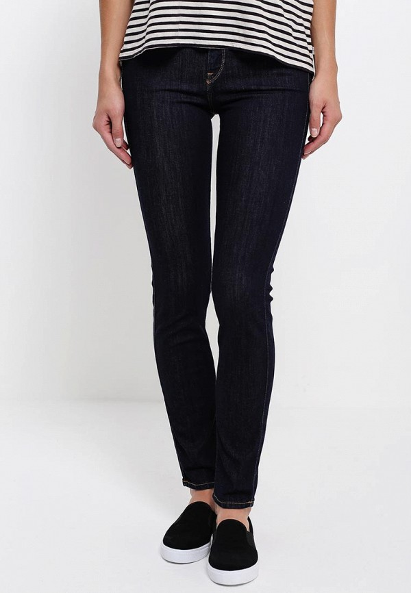 Зауженные джинсы Lee (Ли) L526SV45: изображение 6