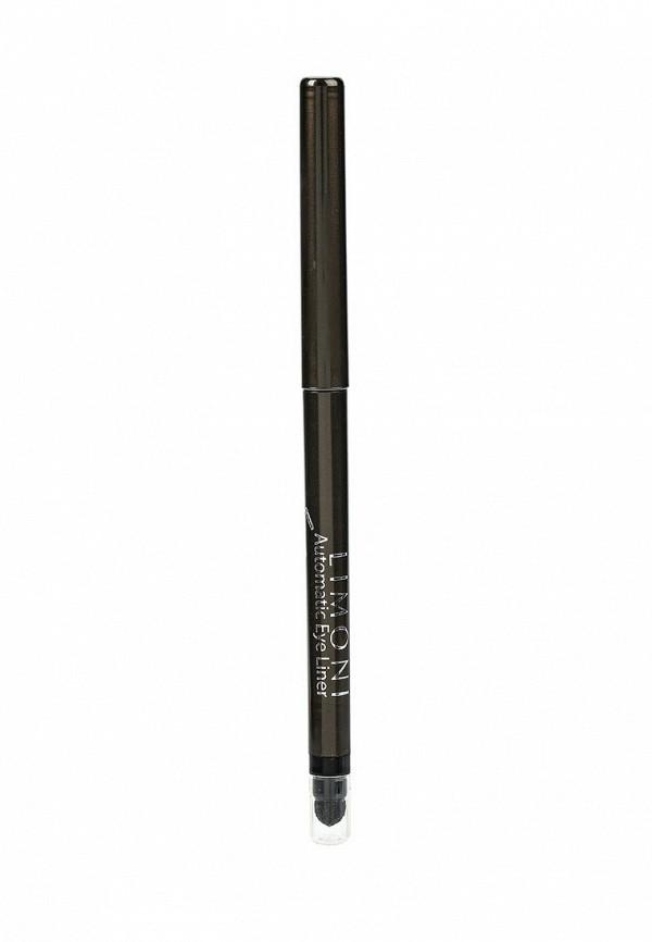 Карандаш Limoni Автоматический для век Automatic Eye Liner 101 Black