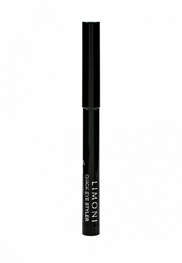 Подводка Limoni Стойкая Quick Eye Styler, 01 black