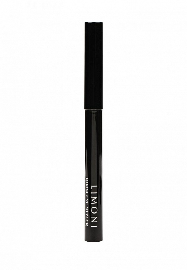 Подводка Limoni Стойкая Quick Eye Styler, 02 carbon black