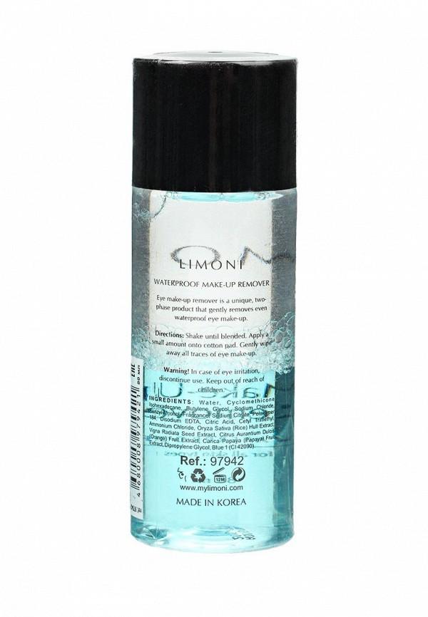 Лосьон для лица Limoni для снятия водостойкого макияжа Make-Up Remover, 80 мл