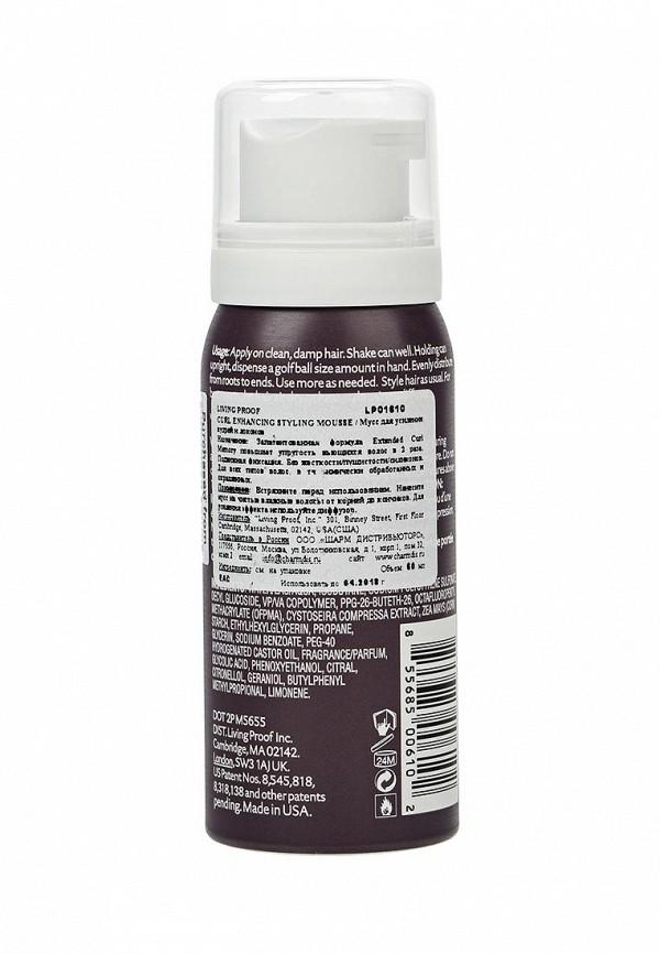 Мусс Living Proof. для усиления кудрей и локонов Curl Enhancing Styling Mousse, 60 мл