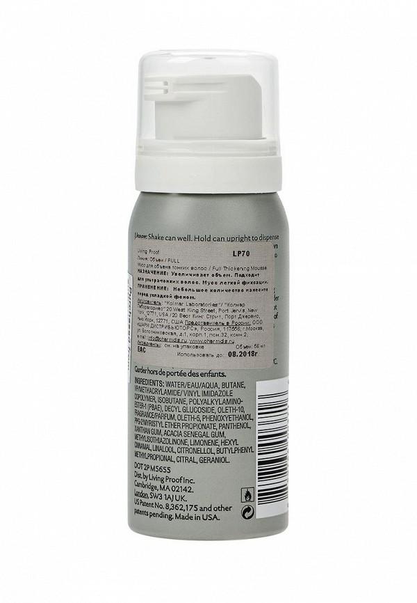 Мусс Living Proof. для объема тонких волос Full Thickening Mousse - Travel, 56 мл