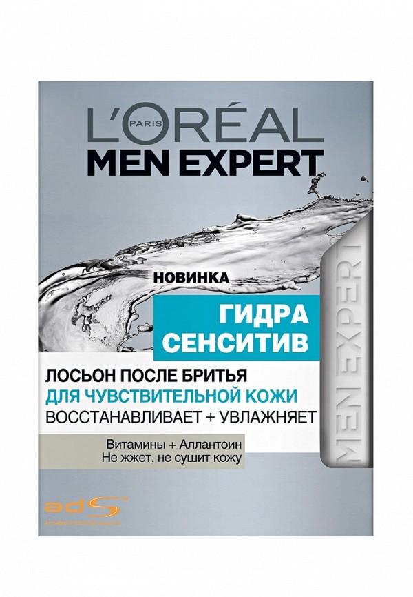 Лосьон после бритья LOreal Paris Men Expert Гидра Сенситив для чувствительной кожи 100 мл