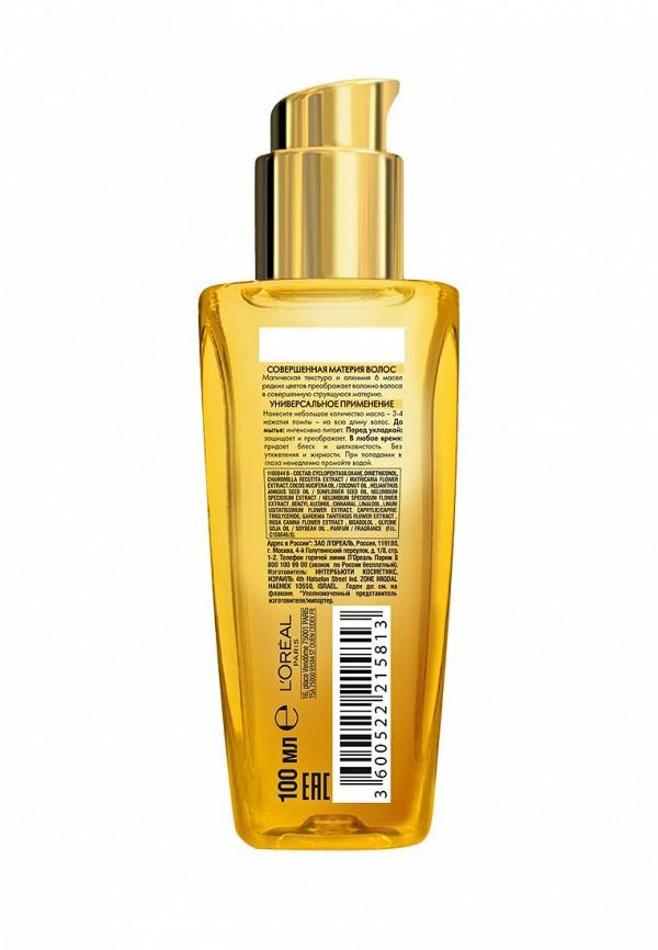 Масло для волос LOreal Paris Elseve Экстраординарное для всех типов 100 мл