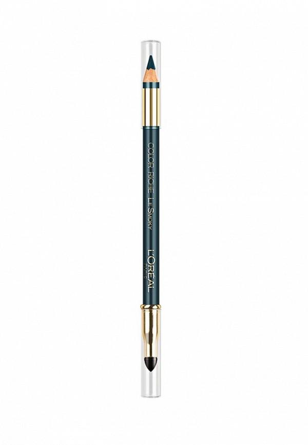Карандаш LOreal Paris для глаз Color Riche оттенок 207 Черничный сорбет 5 г
