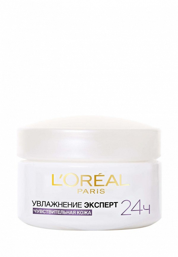 Крем LOreal Paris Увлажнение Эксперт, дневной для чувствительной кожи склонной к покраснениям 50 мл