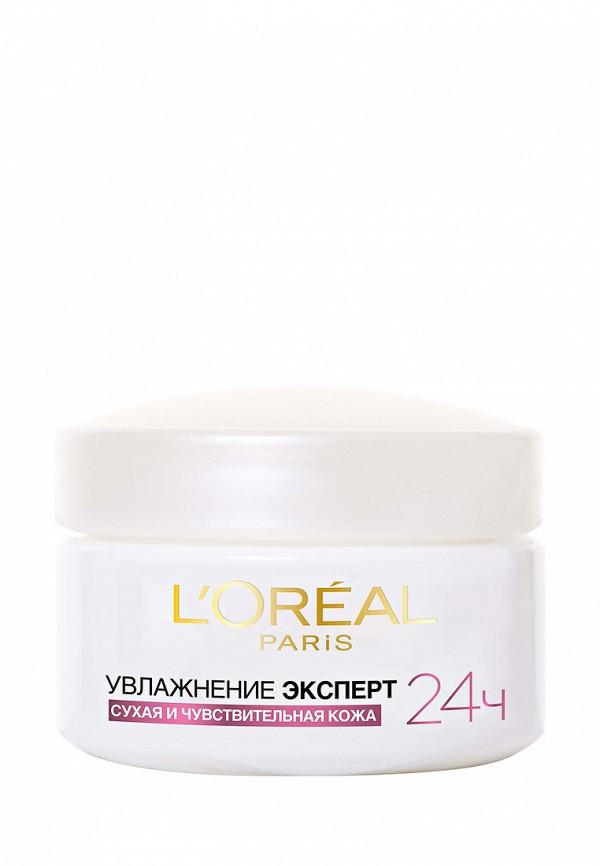 Крем LOreal Paris Увлажнение Эксперт для сухой и чувствительной кожи