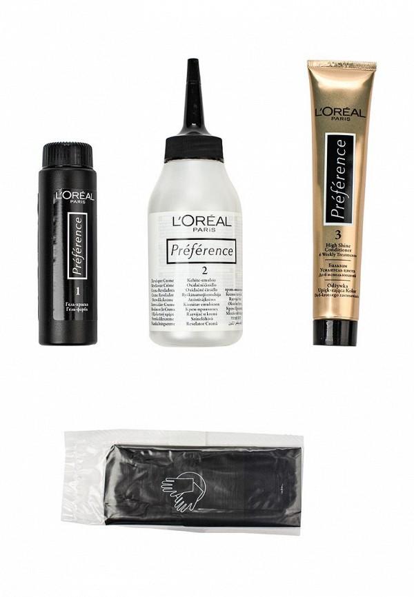 Краска для волос LOreal Paris Preference 8.1 Копенгаген РЕНО