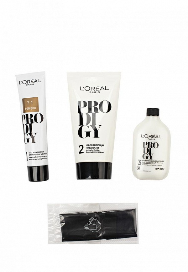 Краска для волос LOreal Paris Prodigy 7.1 СЕРЕБРО