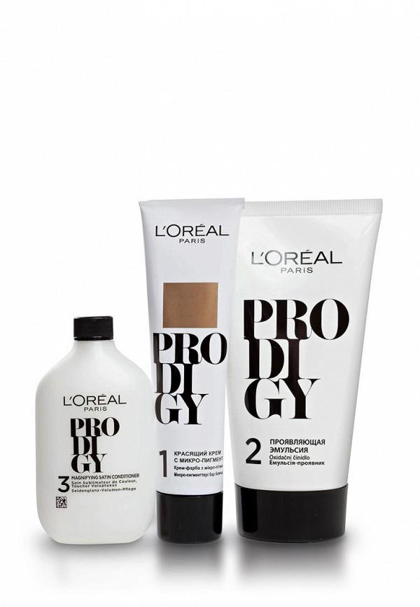Краска для волос LOreal Paris Prodigy, оттенок 6.32, Орех