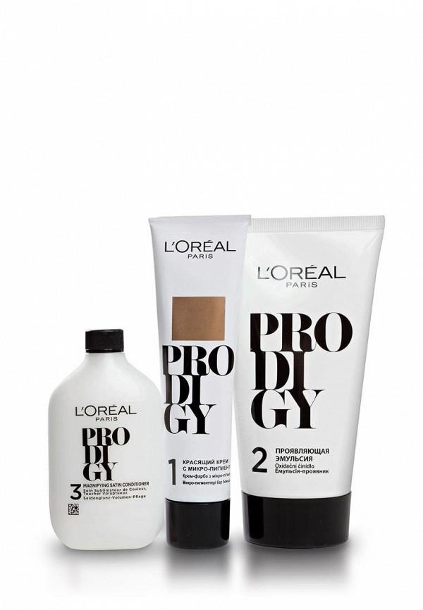 Краска для волос LOreal Paris Prodigy, оттенок 4.0, Темный Орех