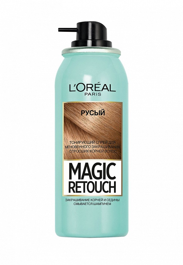 Специальные средства LOreal Paris Тонирующий Magic Retouch 4 Русый