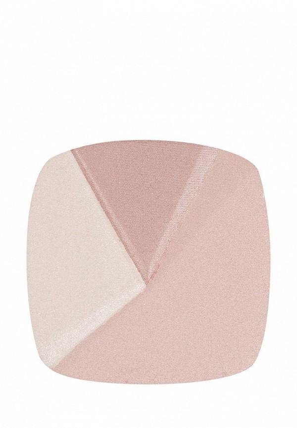 Пудра LOreal Paris компактная-хайлайтер Alliance Perfect придающая сияние, оттенок 202N, Розовый
