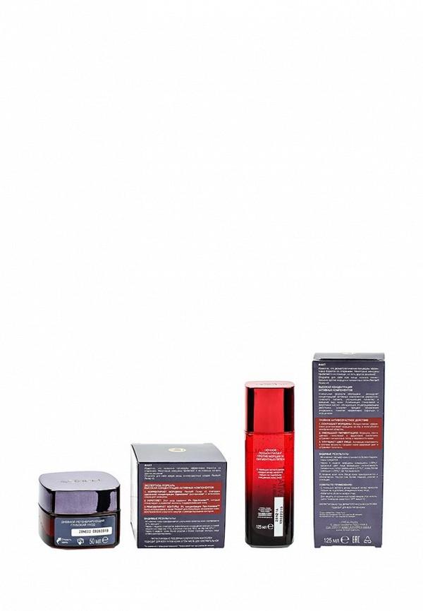 Набор LOreal Paris Revitalift Лазер х3 Дневной антивозрастной крем против морщин для лица, 50 мл, Revitalift Laser Лосьон-Пилинг, 125 мл