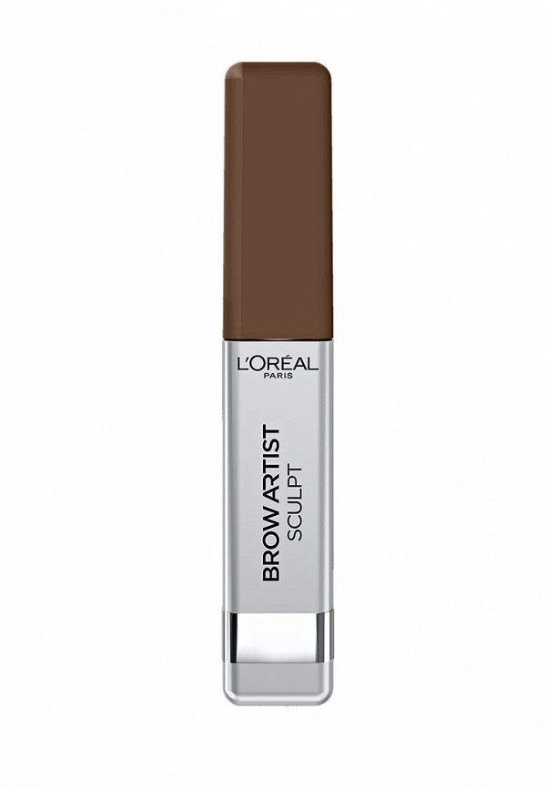 Тушь для бровей LOreal Paris BROW ARTIST sculpt, 02 Брюнет