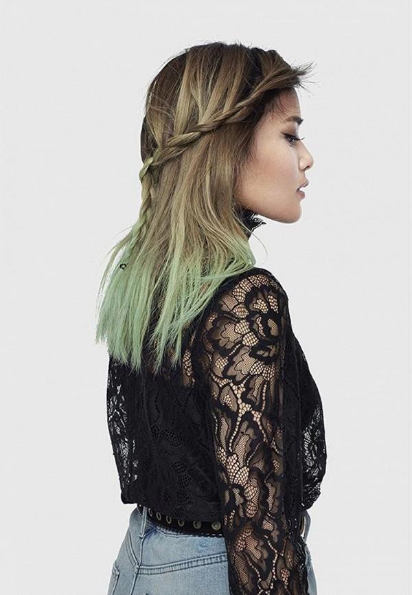 Спрей для волос LOreal Paris Красящий Colorista Spray, оттенок Мятные Волосы, 75 мл