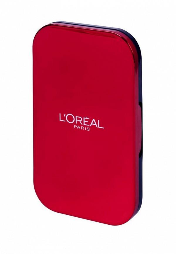Пудра LOreal Paris ультрастойкая для лица Infaillible, матирующая, оттенок 123, Теплый ванильный, 10 гр
