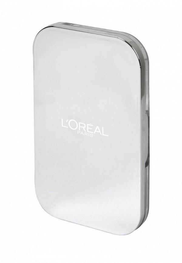Пудра LOreal Paris минеральная для лица Alliance Perfect, улучшающая состояние кожи, оттенок 3D, Светло-бежевый золотистый, 10 гр