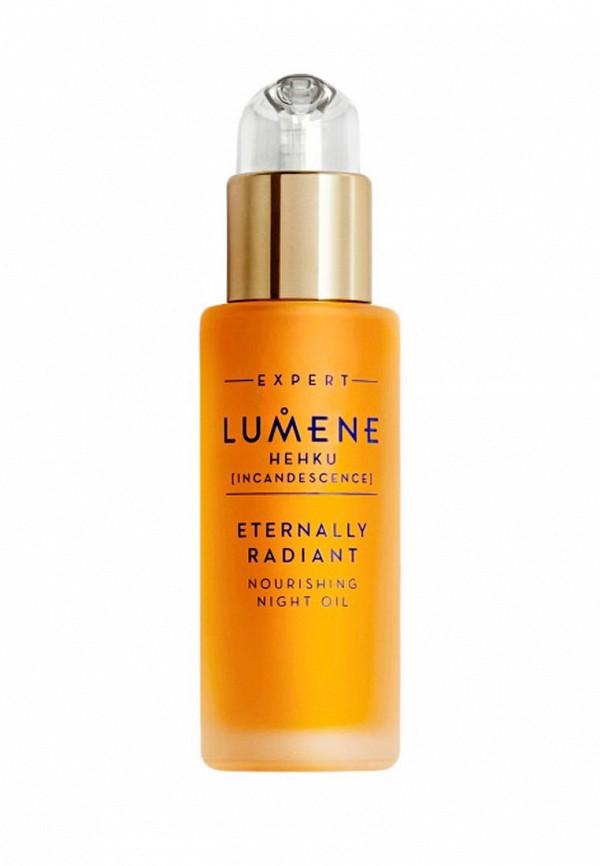 Масло для лица Lumene Hehku Ночное питательное, возвращающее сияние, 30 мл