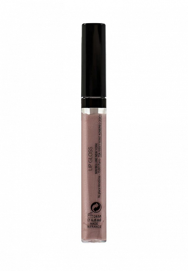 Блеск Maybelline New York Lip Studio Gloss, Crystal, оттенок 200, Нежная Жемчужина, 6,8 мл