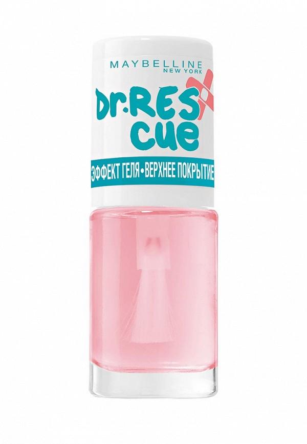 Верхнее покрытие Maybelline New York уход за ногтями DR. RESCUE Эффект геля, 7 мл