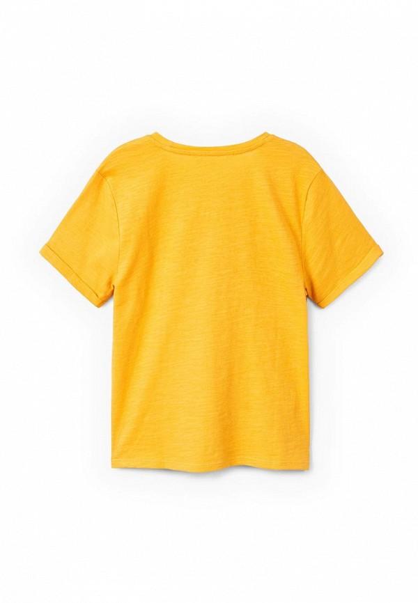 Футболка для мальчика Mango Kids 23050409 Фото 2
