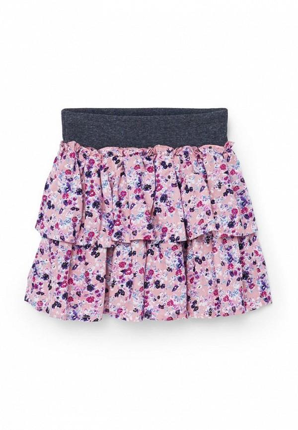 Ruffled skirt Mango Kids