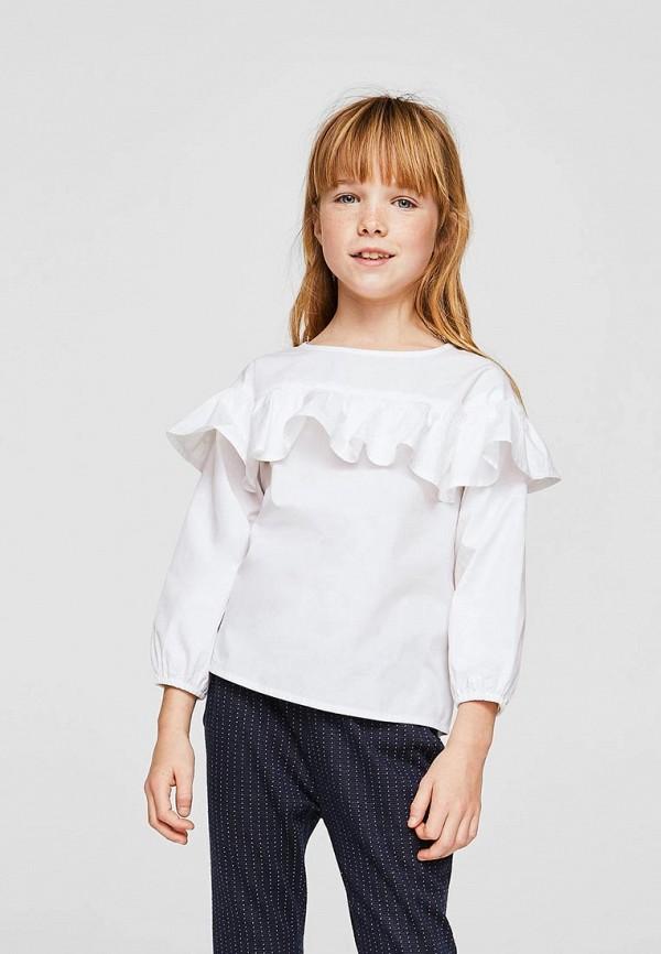 Блуза Mango Kids 23050613 Фото 3