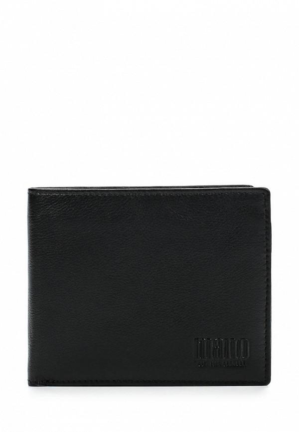 Портмоне Mano 14660/3 black