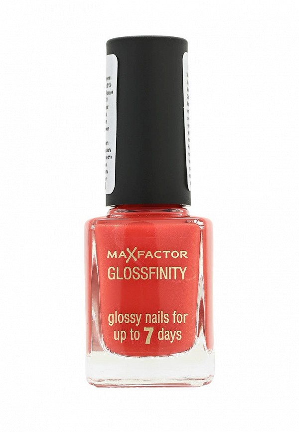 Лак Max Factor Для Ногтей Glossfinity 075 тон flushed rose