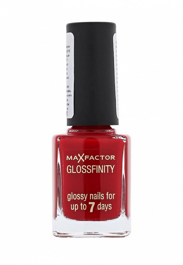 Лак Max Factor Для Ногтей Glossfinity 110 тон red passion