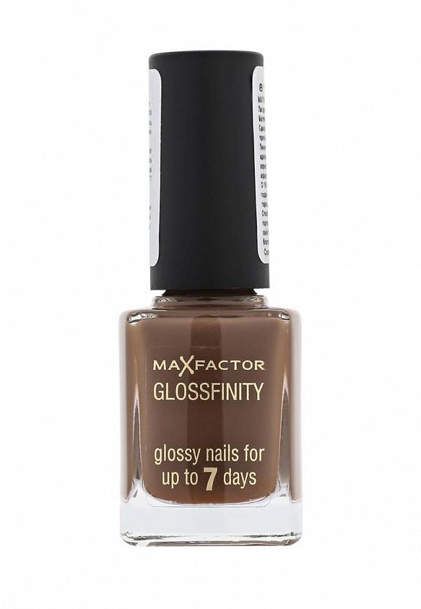Лак Max Factor Для Ногтей Glossfinity 165 тон hot coco