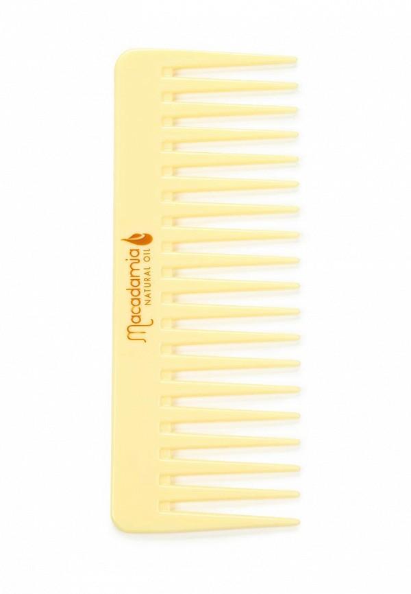 Гребень Macadamia Natural Oil для волос, пропитанный маслом арганы и макадамии