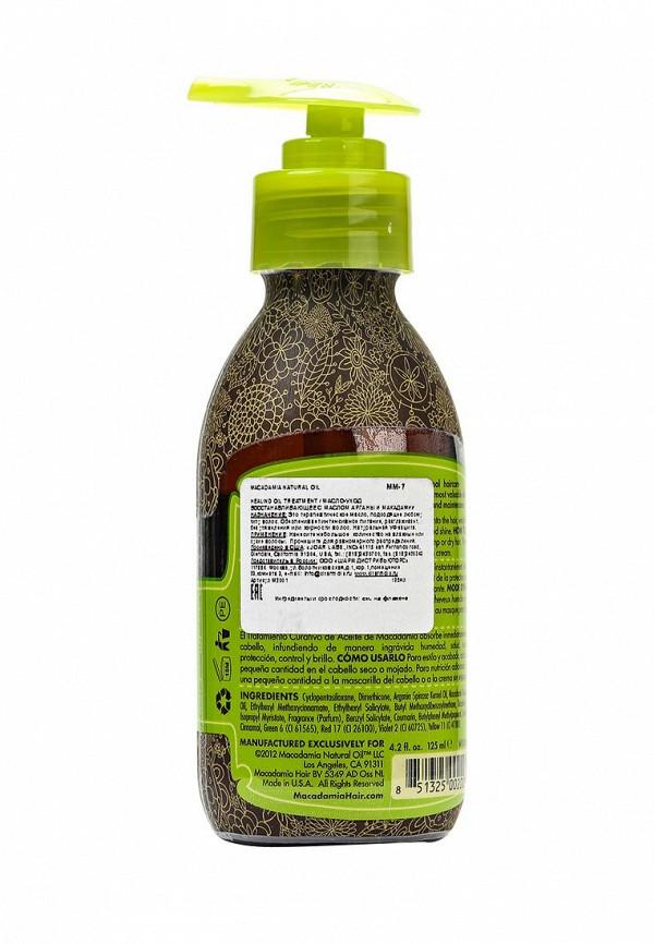 Дополнительный уход Macadamia Natural Oil восстанавливающий с маслом арганы и макадамии, 125 мл