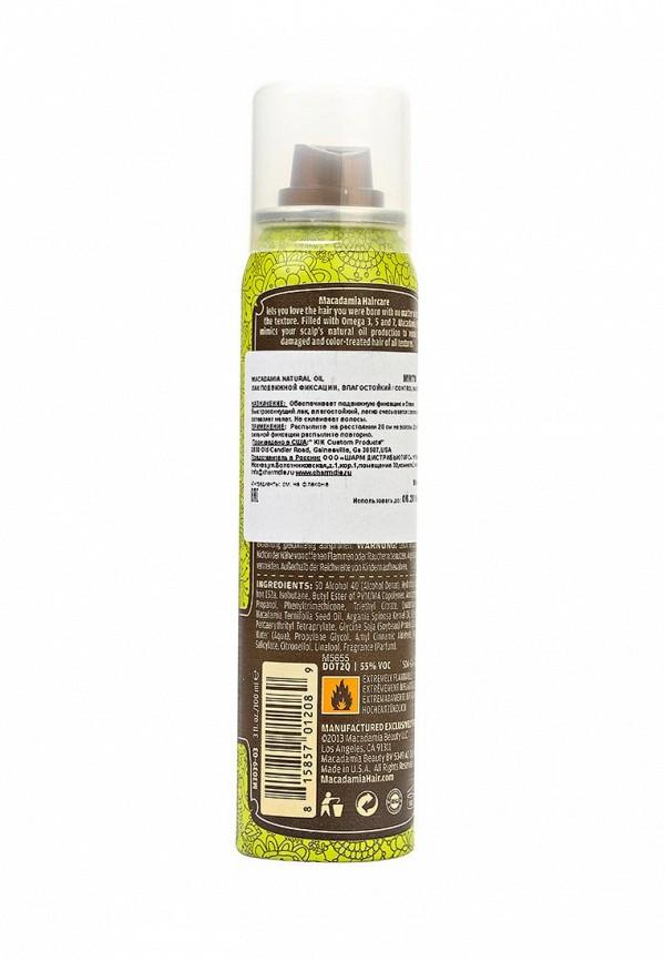 Лак Macadamia Natural Oil подвижной фиксации, влагостойкий, 100мл