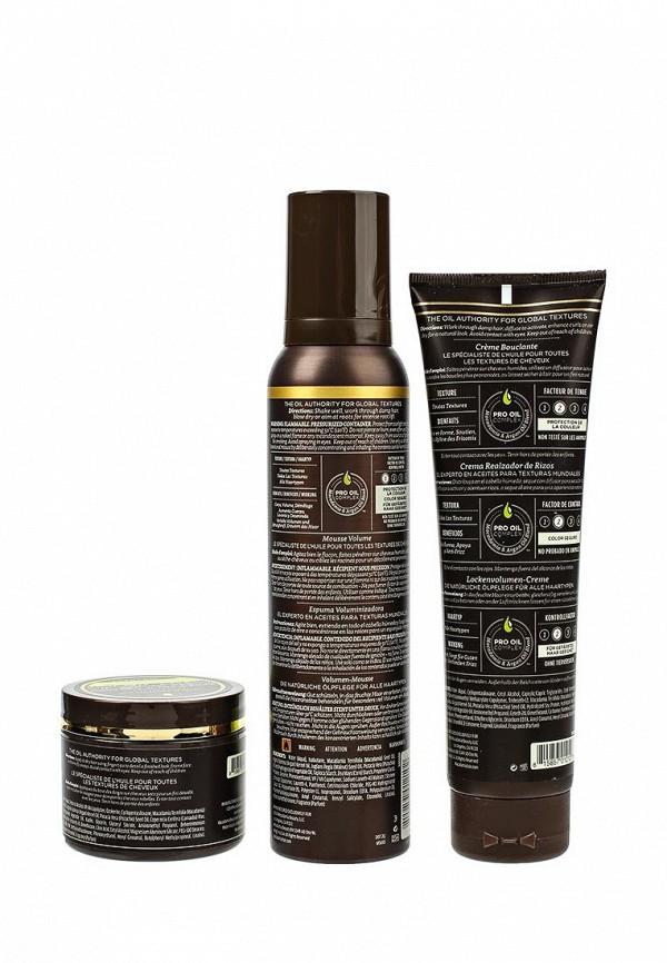 Набор Macadamia Natural Oil ШИКАРНЫЕ КУДРИ