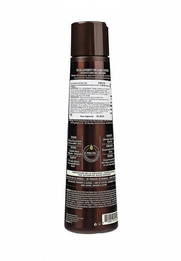 Кондиционер Macadamia Natural Oil УВЛАЖНЯЮЩИЙ ДЛЯ ТОНКИХ ВОЛОС, 300 мл