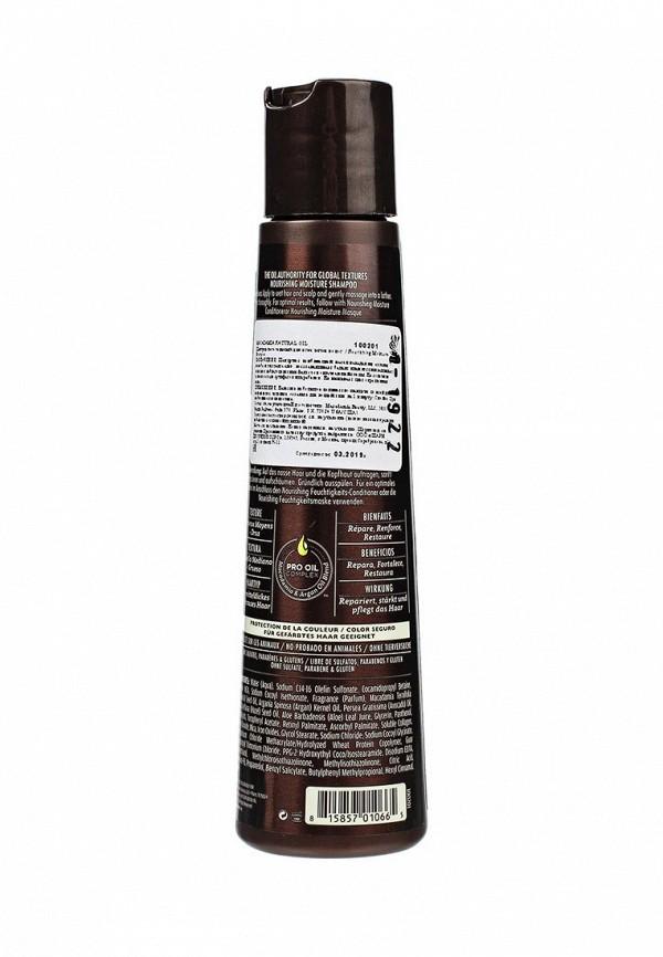 Шампунь для волос Macadamia Natural Oil ПИТАТЕЛЬНЫЙ ДЛЯ ВСЕХ ТИПОВ ВОЛОС, 100 мл