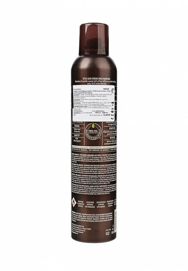 Спрей моделирующий Macadamia Natural Oil СИЛЬНОЙ ФИКСАЦИИ СТИЛЬ НА ЗАМКЕ