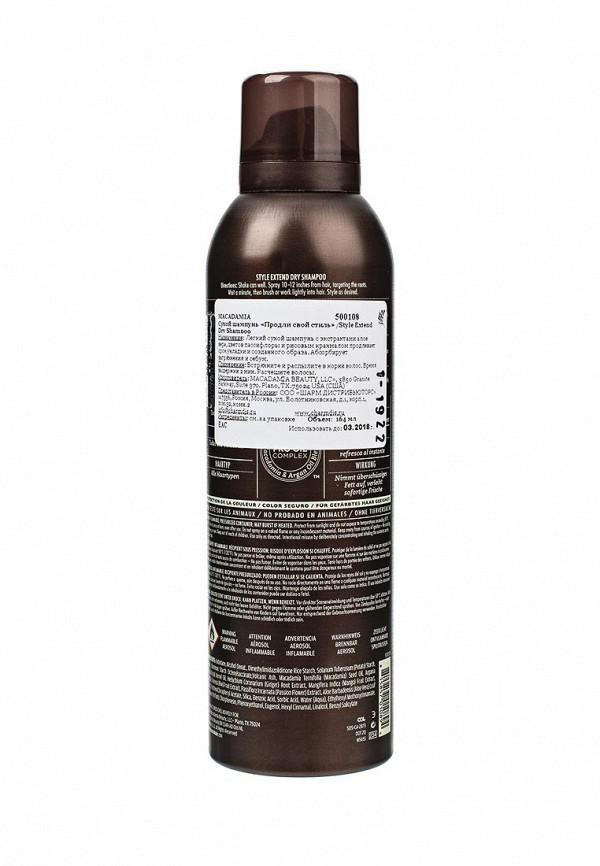 Сухой шампунь Macadamia Natural Oil ПРОДЛИ СВОЙ СТИЛЬ