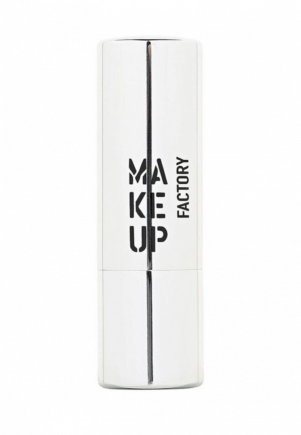 Помада Make Up Factory для губ кремовая Lip Color тон 101 натуральный беж