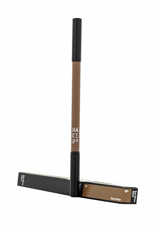 Карандаш Make Up Factory для бровей Eye Brow Styler тон 6 темный янтарь