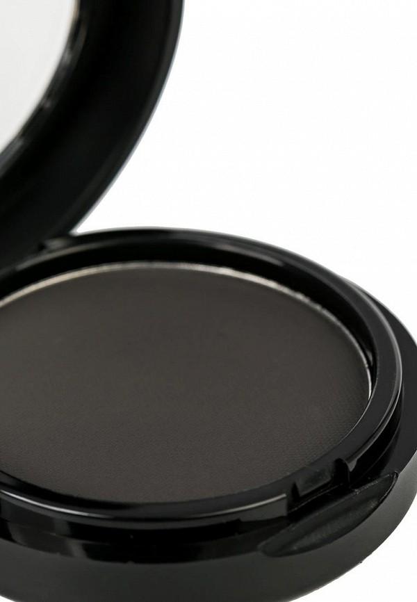 Тени Make Up Factory Матовые одинарные для  глаз Mat Eye Shadow тон 02 черный кофе