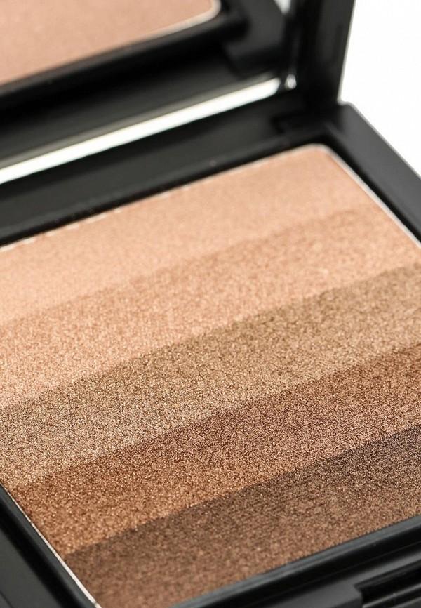 Тени Make Up Factory 5-ти цветные для глаз Diamond Stripes тон 20 оттенки приглушенной бронзы