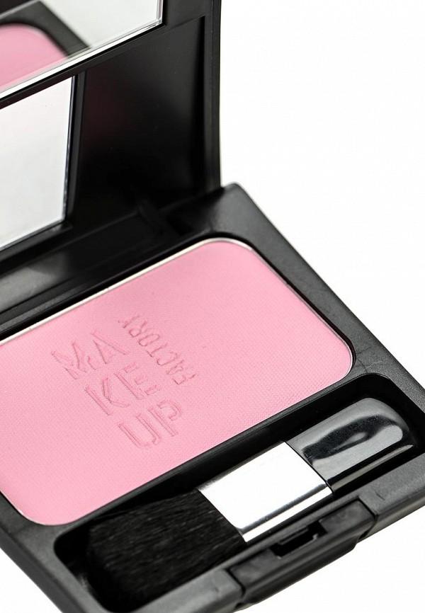Румяна Make Up Factory Матовые компактныеMat Blusher тон 10 бледно-розовый