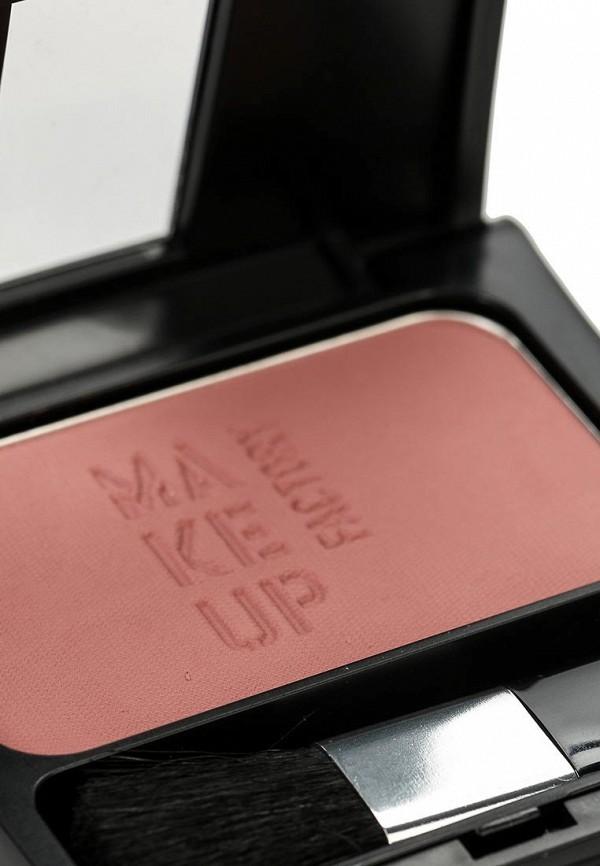 Румяна Make Up Factory Матовые компактныеMat Blusher тон 23 дымчатый палисандр