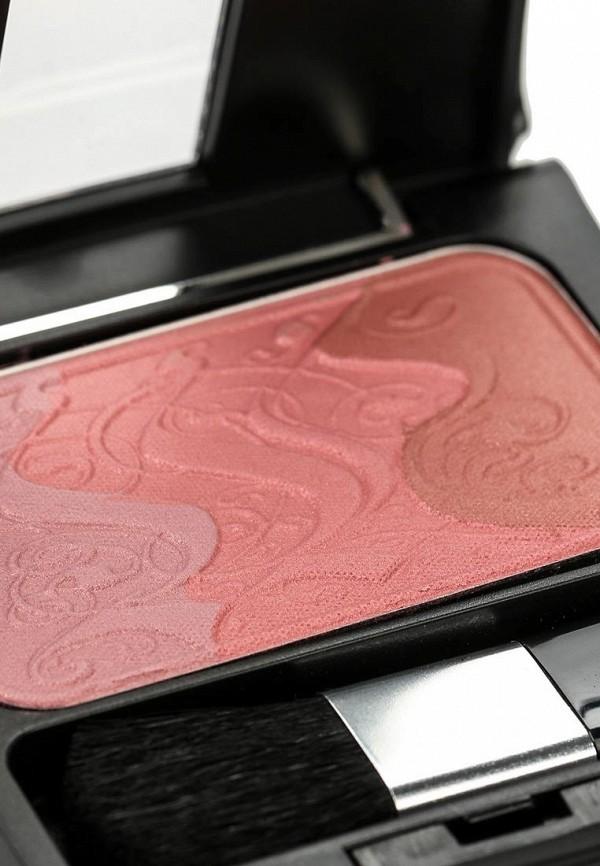Румяна Make Up Factory из трех румян Rosy Shine Blusher тон 14 оттенки полисандрового дерева