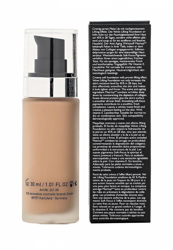 Тональный крем Make Up Factory для комбинированной кожи с эффектом лифтинга Velvet Lifting Foundation тон 10 розовый бежевый