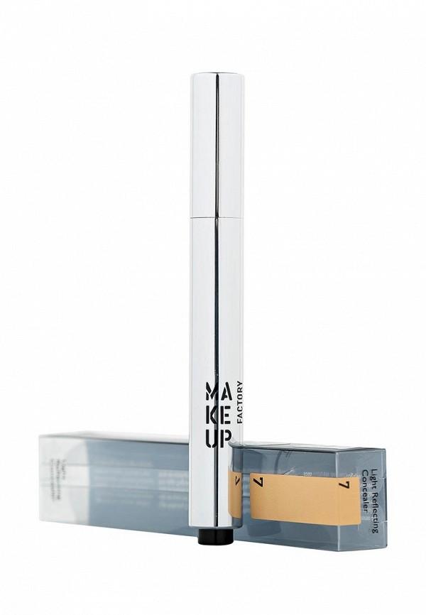 Консилер Make Up Factory Светоотражающий Light Reflecting Concealer  тон 7 персиковый